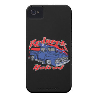 Hillbilly Hotrod Truck iPhone4 iPhone4s Case