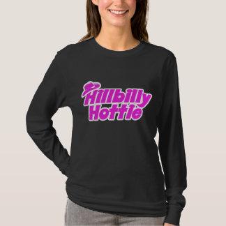 Hillbilly Hottie Pink T-Shirt