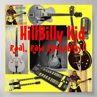 HillBilly Kid Poster