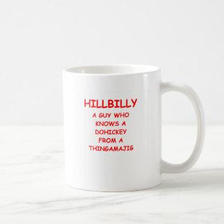 hillbilly mugs