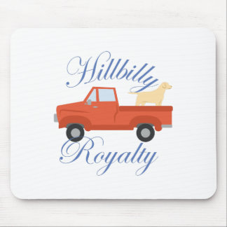 Hillbilly Royalty Mouse Pad