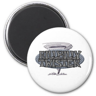 Hillbilly Twister Magnet
