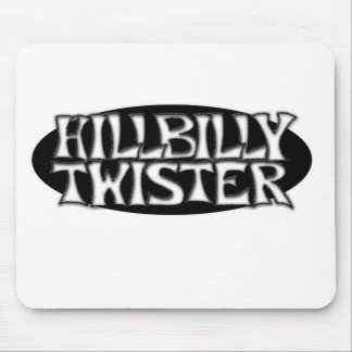 Hillbilly Twister Mouse Pad