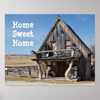 Hillbilly Welcome Home Print