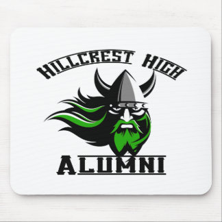 Hillcrest High Alumni Mouse Pad