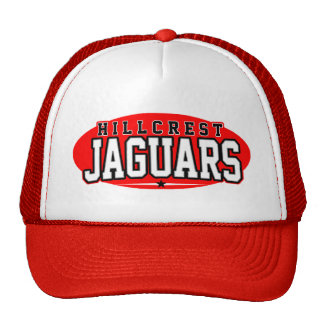 Hillcrest High School; Jaguars Trucker Hat