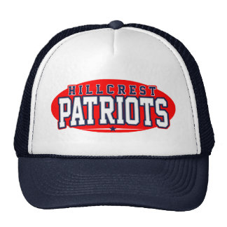 Hillcrest High School; Patriots Trucker Hat