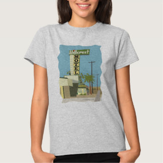 Hillcrest Motel on Route 66 Shirt