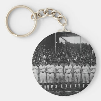 Hilldale Club baseball team Colored World Series Keychain