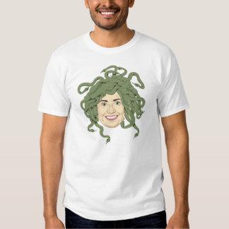 Hilldusa: Secretary of Snake! Hillary Clinton Tee. Tshirts