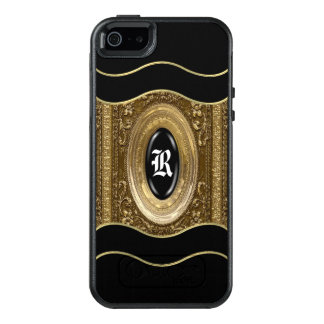 Hillgate Ritz Victorian Girly Personal Monogram OtterBox iPhone 5/5s/SE Case
