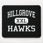 Hillgrove - Hawks - High - Powder Springs Georgia Mouse Pad