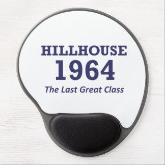 Hillhouse 1964 official mouse pad gel mouse mat