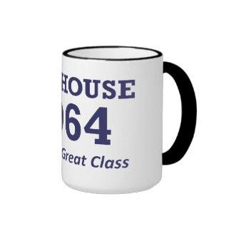 Hillhouse '64 deluxe mug
