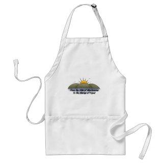 hills1 adult apron