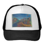 Hills and happiness mesh hats