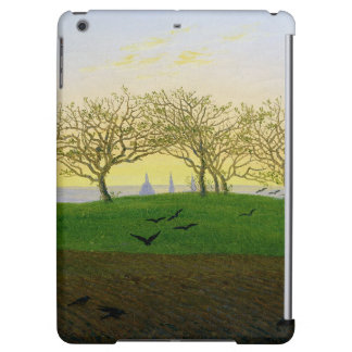 Hills and Ploughed Fields near Dresden Case For iPad Air
