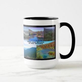 Hills and Rivers of the Ozarks Mug
