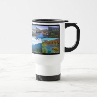 Hills and Rivers of the Ozarks Travel Mug