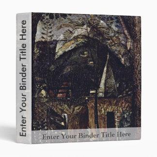 Hills By Palmer Samuel (Best Quality) Vinyl Binder