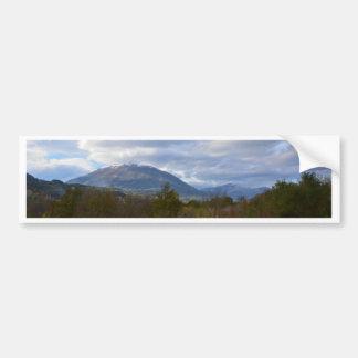 Hills Near Santa Domenica Talao Bumper Sticker
