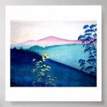 Hills of Half Moon Bay Print