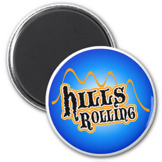 Hills Rolling - Magnets