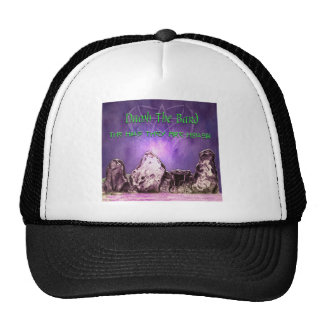 Hills they are Hollow cap Trucker Hat
