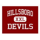 Hillsboro - Devils - Elementary - Hillsboro Postcard