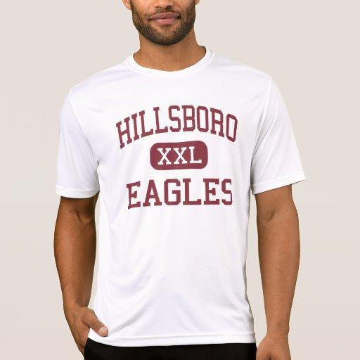 Hillsboro - Eagles - High School - Hillsboro Texas T-shirt
