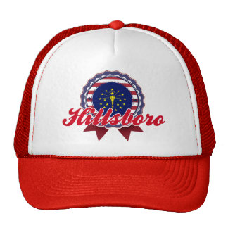 Hillsboro, IN Trucker Hat