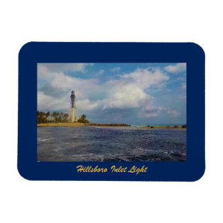 Hillsboro Inlet Light Florida Magnet