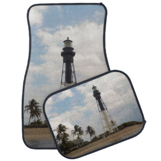 Hillsboro Inlet Light Tower Car Mat