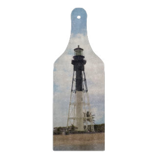 Hillsboro Inlet Light Tower Cutting Board