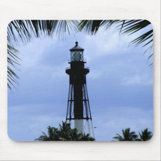 Hillsboro Inlet Lighthouse Mouse Mat