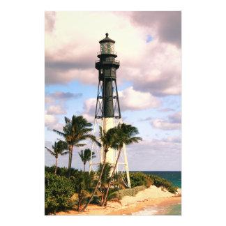 Hillsboro Inlet Lighthouse, Pompano Beach Florida Photo Print