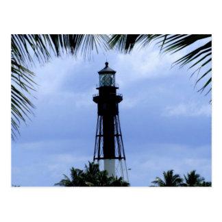 Hillsboro Inlet Lighthouse Postcard