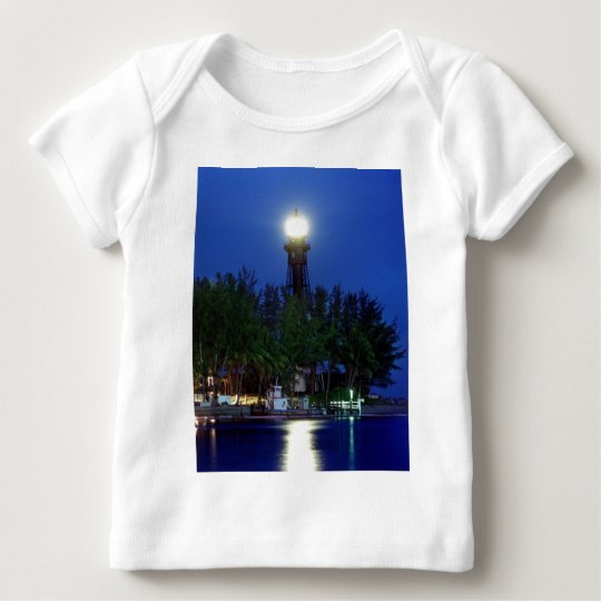 Hillsboro Lighthouse Baby T-Shirt