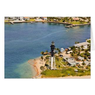 Hillsboro Lighthouse Card