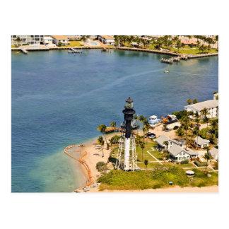 Hillsboro Lighthouse Postcard