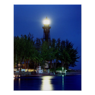 Hillsboro Lighthouse print