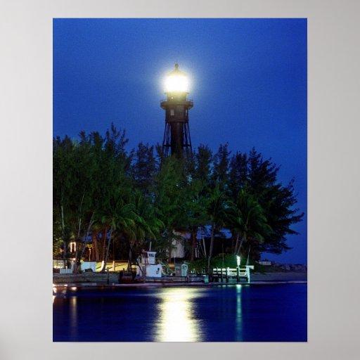 Hillsboro Lighthouse print