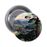 Hillsboro New Mexico Black Range Highway Pinback Buttons