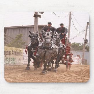 hillsboro ohio draft horse show mouse pads