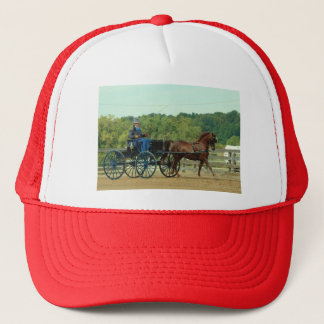 Hillsboro Ohio draft horse show Trucker Hat