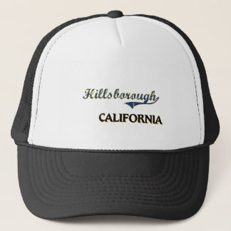 Hillsborough California City Classic Trucker Hat