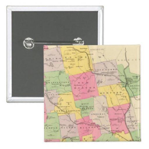 Hillsborough County Pins