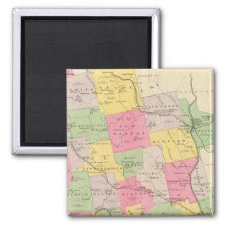 Hillsborough County Fridge Magnet