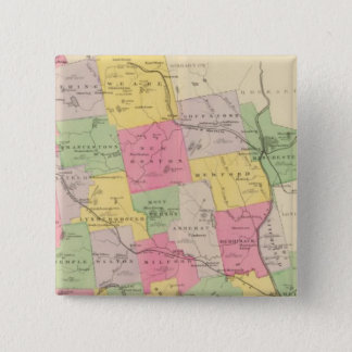 Hillsborough County Pinback Button