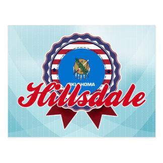 Hillsdale, AUTORIZACIÓN Postal